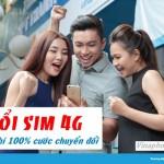 Đã có thể đổi sim 4G Vinaphone miễn phí từ nay đến 31/3/2017